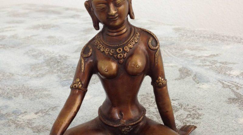 Shakti-Figur Tantramassage Dakini