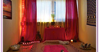 Yoni-Massage Wiesbaden Raum Sabine Lubitz