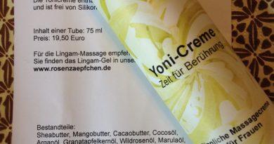 Yoni-Creme aus dem Savoy Naturhaus