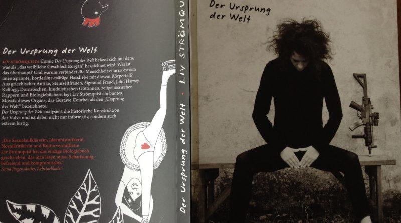 Der Ursprung der Welt - Buchcover Liv Strömquist