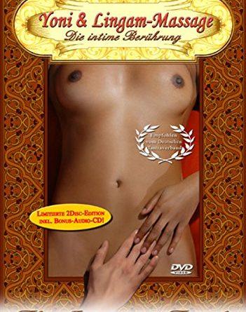 Cover DVD Yoni- und Lingammassage von Dirk Liesenfeld
