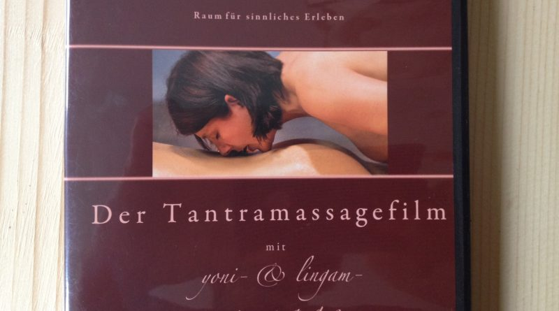 Cover der DVD Tantramassagefilm von Michaela Riedl