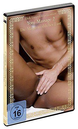 Cover DVD Yoni-Massage 2 Link zu Amazon