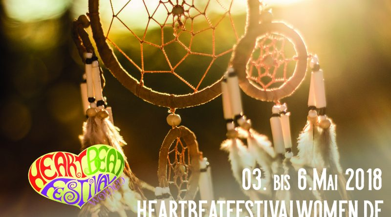 Heartbeatfestival Woman 3. bis 6. Mai 2018 Bad Kohlgrub Oberammergau