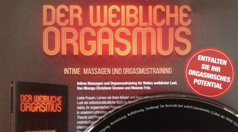 DVD zur Yoni-Massage - Der weibliche Orgasmus - intime Massagen - Nhanga Grunow