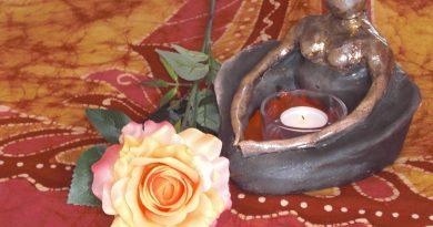 Symbolbild Yonimassage in den Wechseljahren