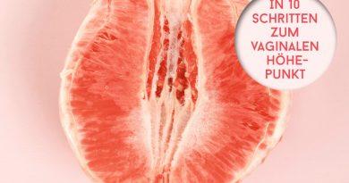 Cover Coming soon - Orgasmus ist Übungssache Buch Rezension Dania Schriftan