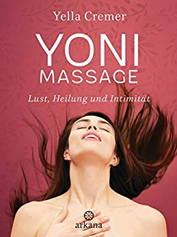 Cover Yella Cremer Buch zur Yoni-Massage
