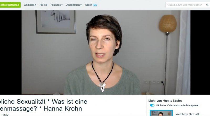 Hanna Krohn Frauenmasseurin in der Region Hamburg