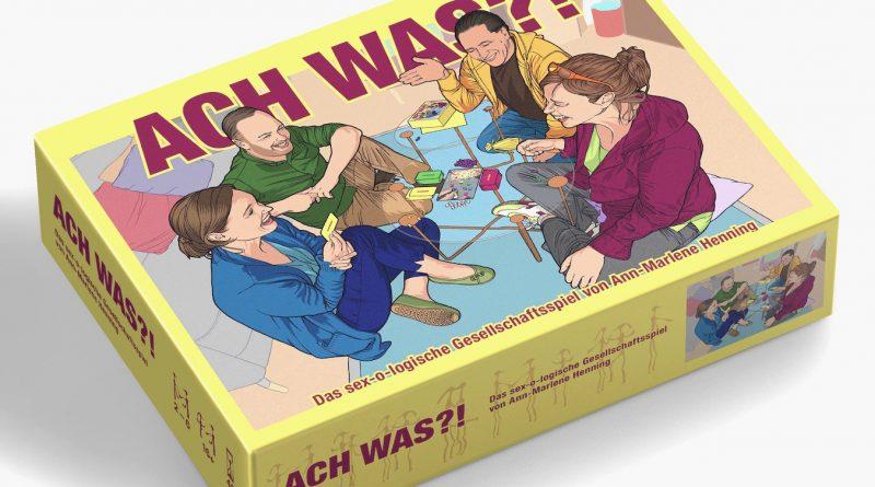 Abbildung Gesellschaftsspiel Ach was von Ann-Marlene Henning